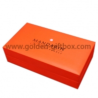 Elegant hinged box for jewelry and gifts