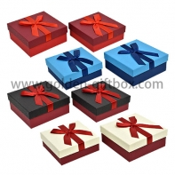 traditional elegant colorful packaging box