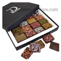 chocolat packaging candy gift box