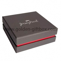 Luxury Custom Design Apparel Boxes Clothes Packaging Box