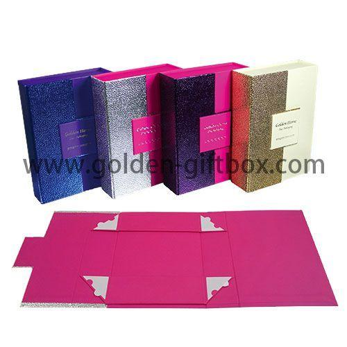 High-end paper rigid gift box