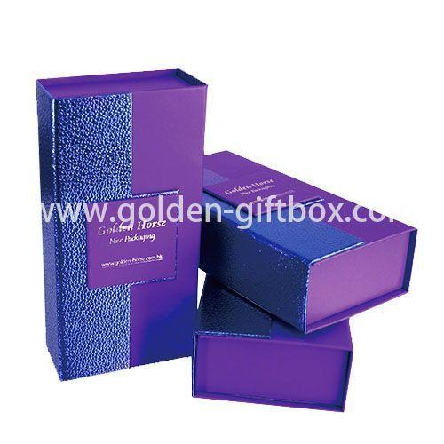 luxury foldable packaging